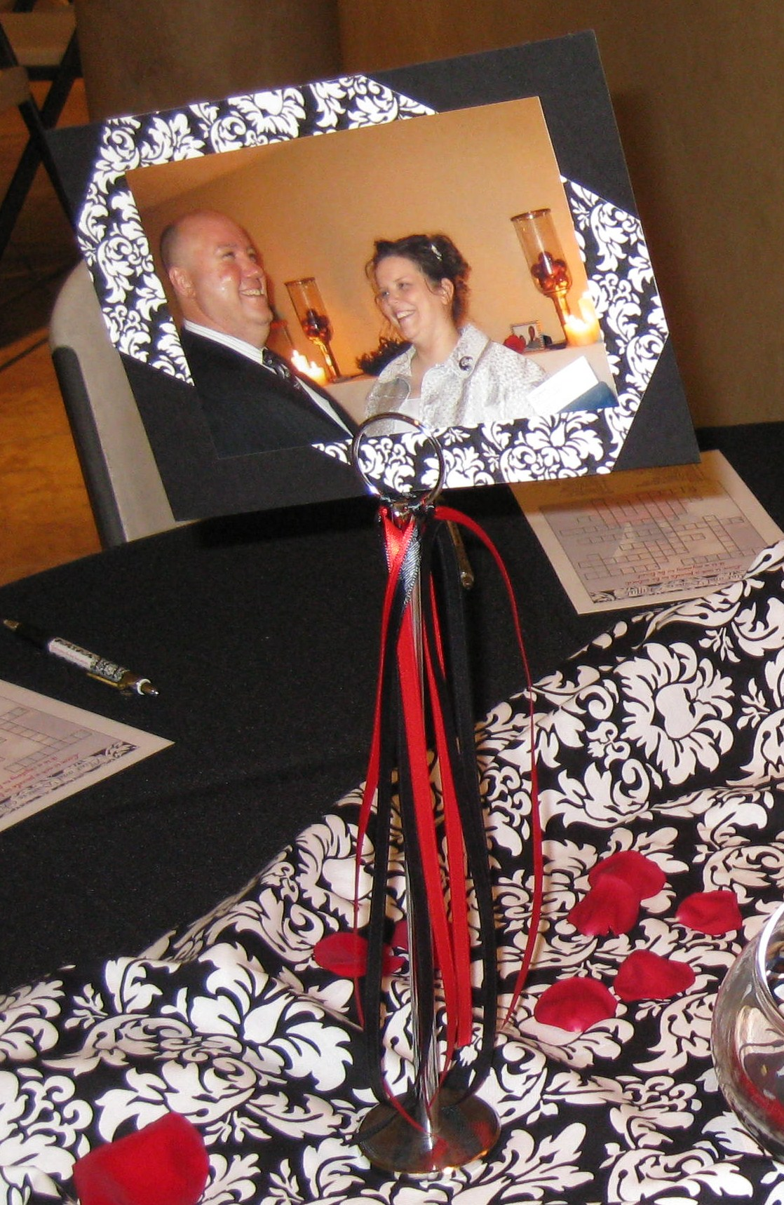 Photo Holder / Table Decor